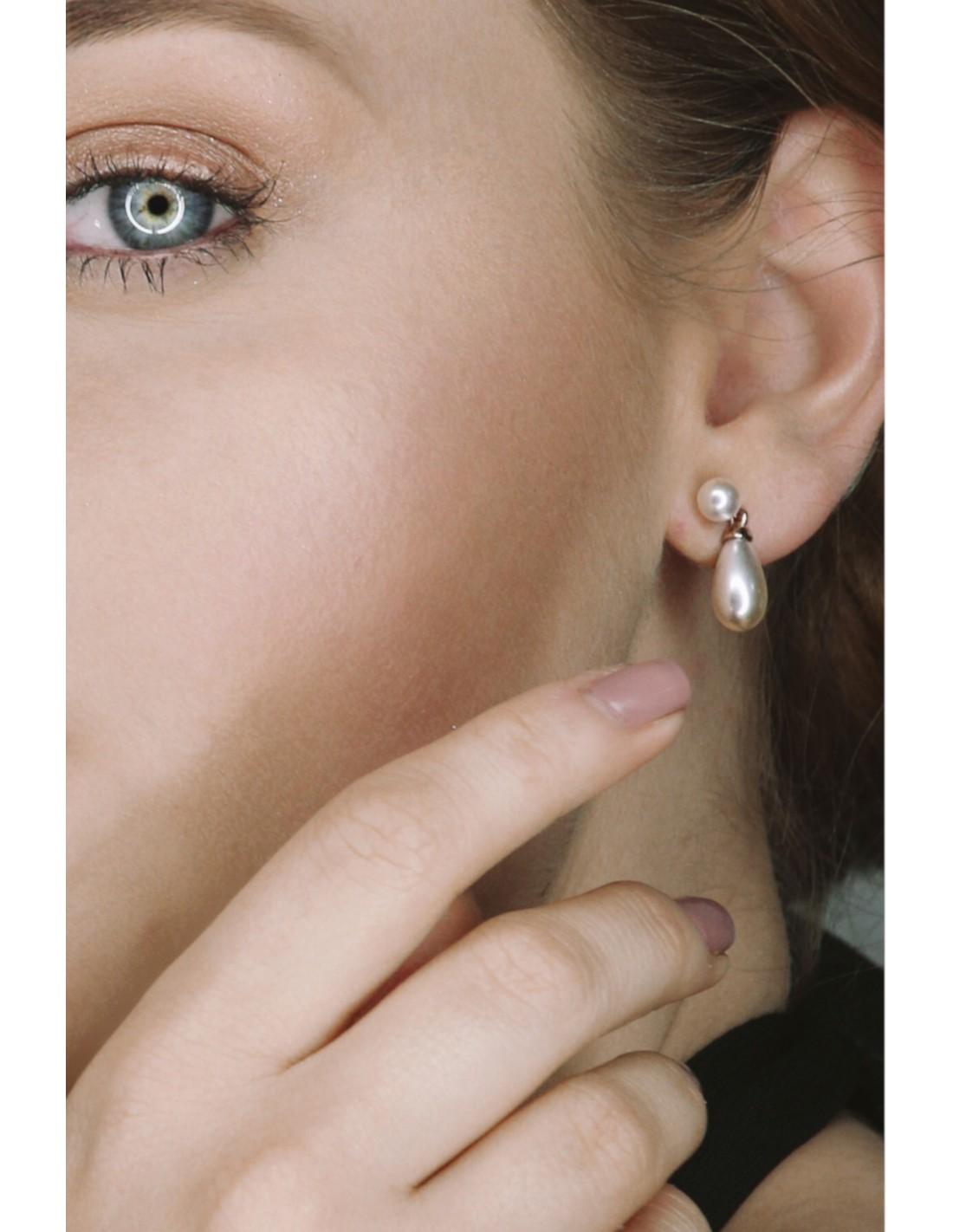 3f227cd42b13 Aretes Perlas de Mallorca ONDINA